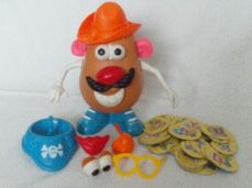 Rare Big Talking 'Mr Potato Head Simon Says' Electronic Game Toy Story